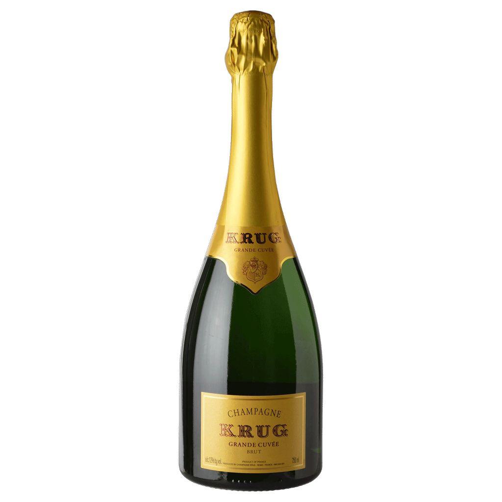 Sparkling Krug Champagne Brut Grand Cuvee