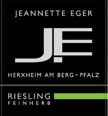 Wine Jeannette Eger Riesling Feinherb 2015