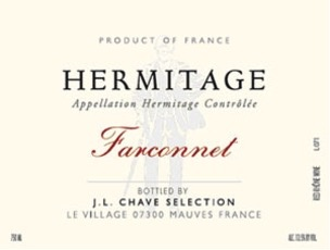 Wine Jean-Louis Chave Selection Hermitage Farconnet 2011