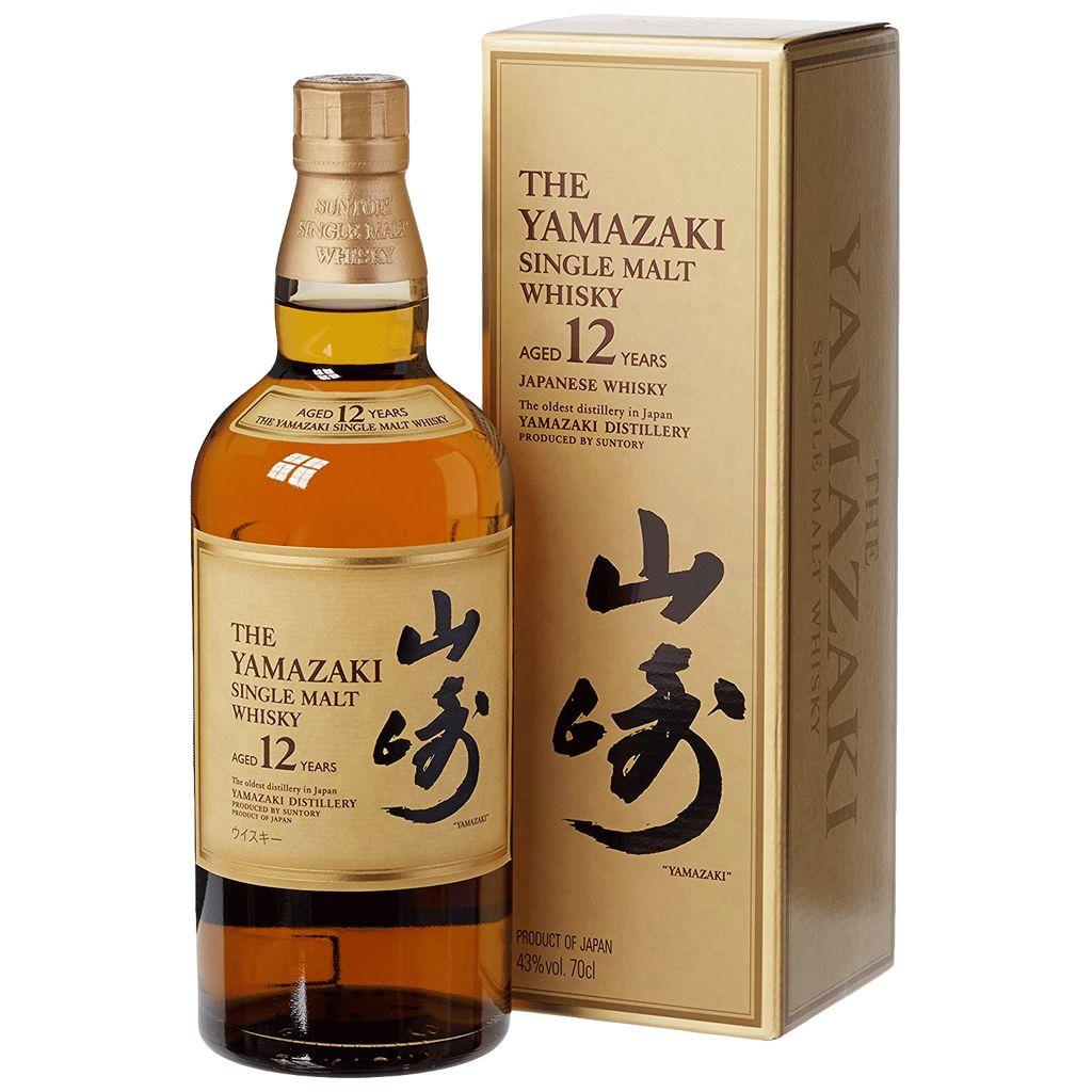 Spirits Suntory Yamazaki 12 Yr Whisky (Scotch)