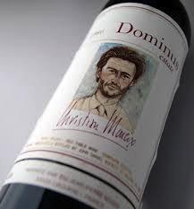 Wine Dominus Napa Valley 1986