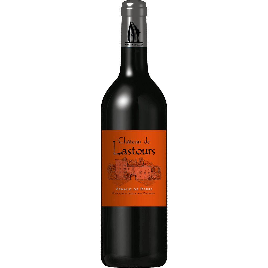 Wine Chateau de Lastours Corbieres Arnaud de Berre 2014