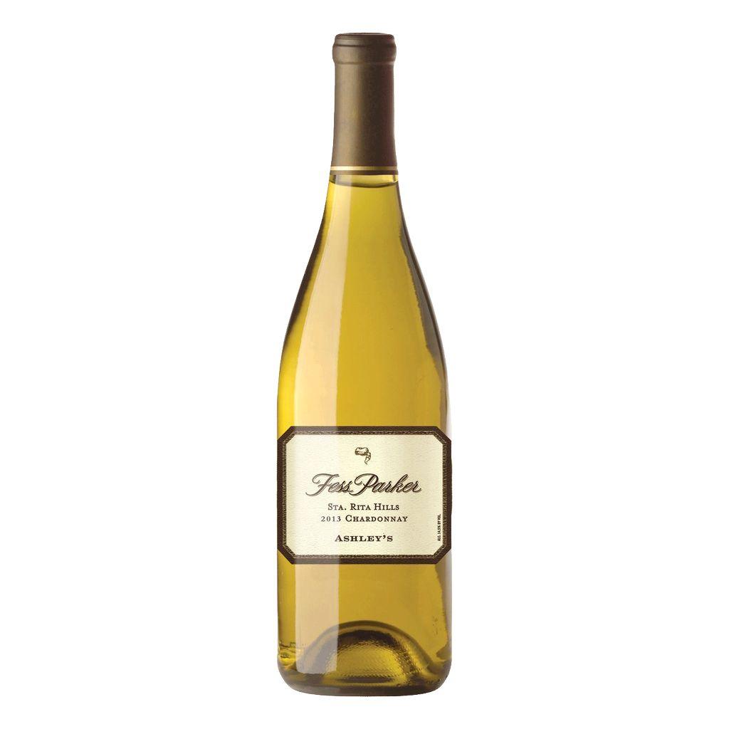 Wine Fess Parker Chardonnay Santa Rita Hills Ashley's Single Vineyard 2014