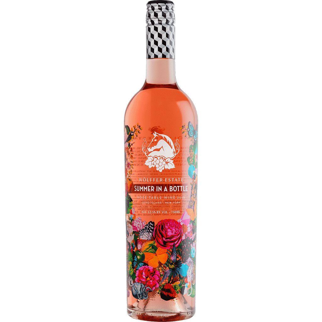 Wine Wolffer Summer in a Bottle Rose 2016