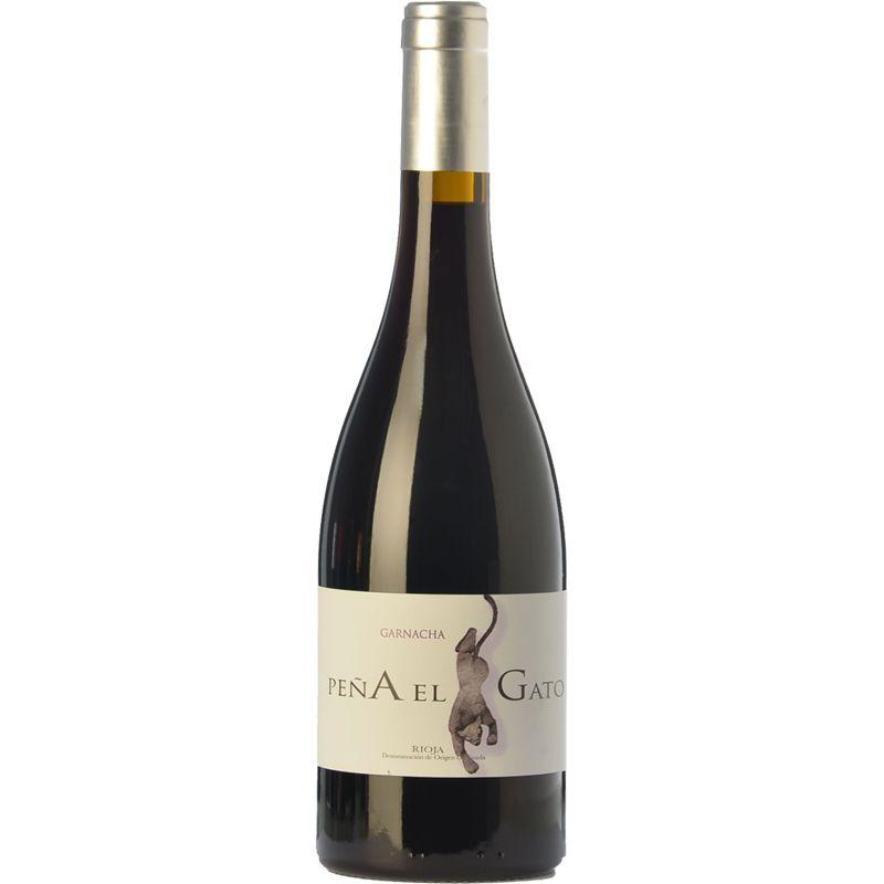 Wine Pena el Gato Monastel de Rioja 2014
