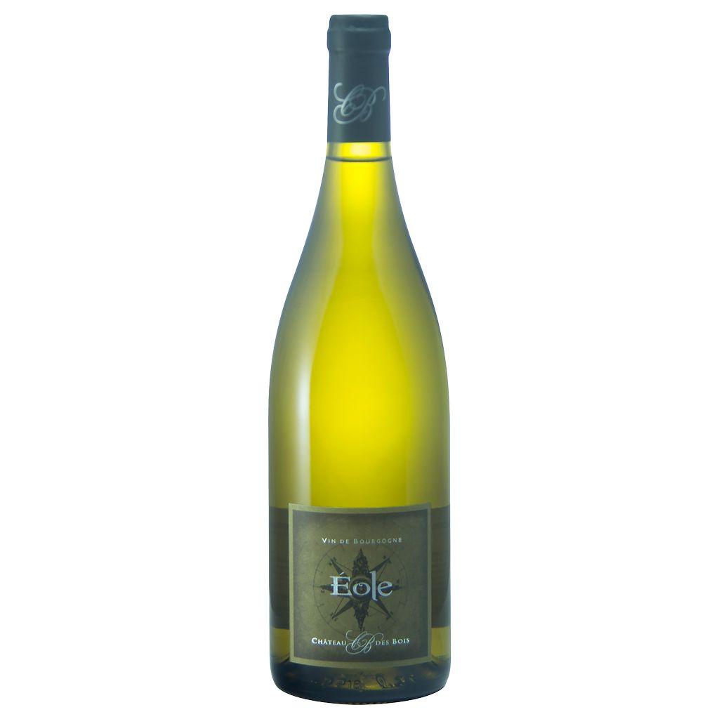 Wine Chateau des Bois Macon Milly Lamartine Bourgogne Blanc Eole 2014