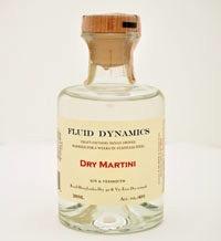 Spirits Fluid Dynamics Dry Martini 200ml