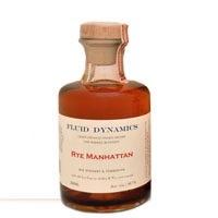 Spirits Fluid Dynamics Rye Manhattan 200ml
