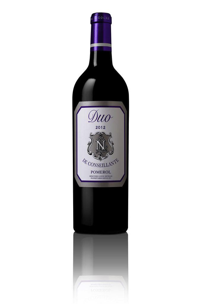 Wine Duo De Conseillante 2012