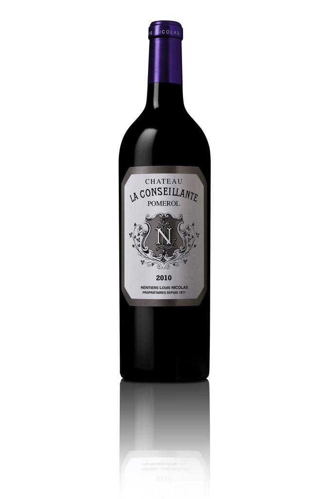 Wine Ch. La Conseillante 2010