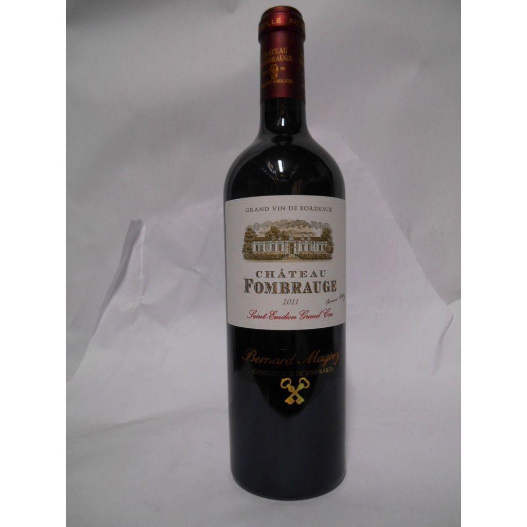 Wine Ch. Fombrauge 2011