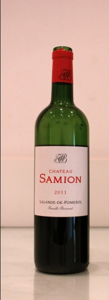 Wine Ch. Samion Lalande-De-Pomerol 2011