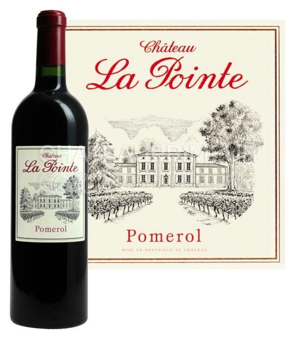 Wine Ch. La Pointe 2009