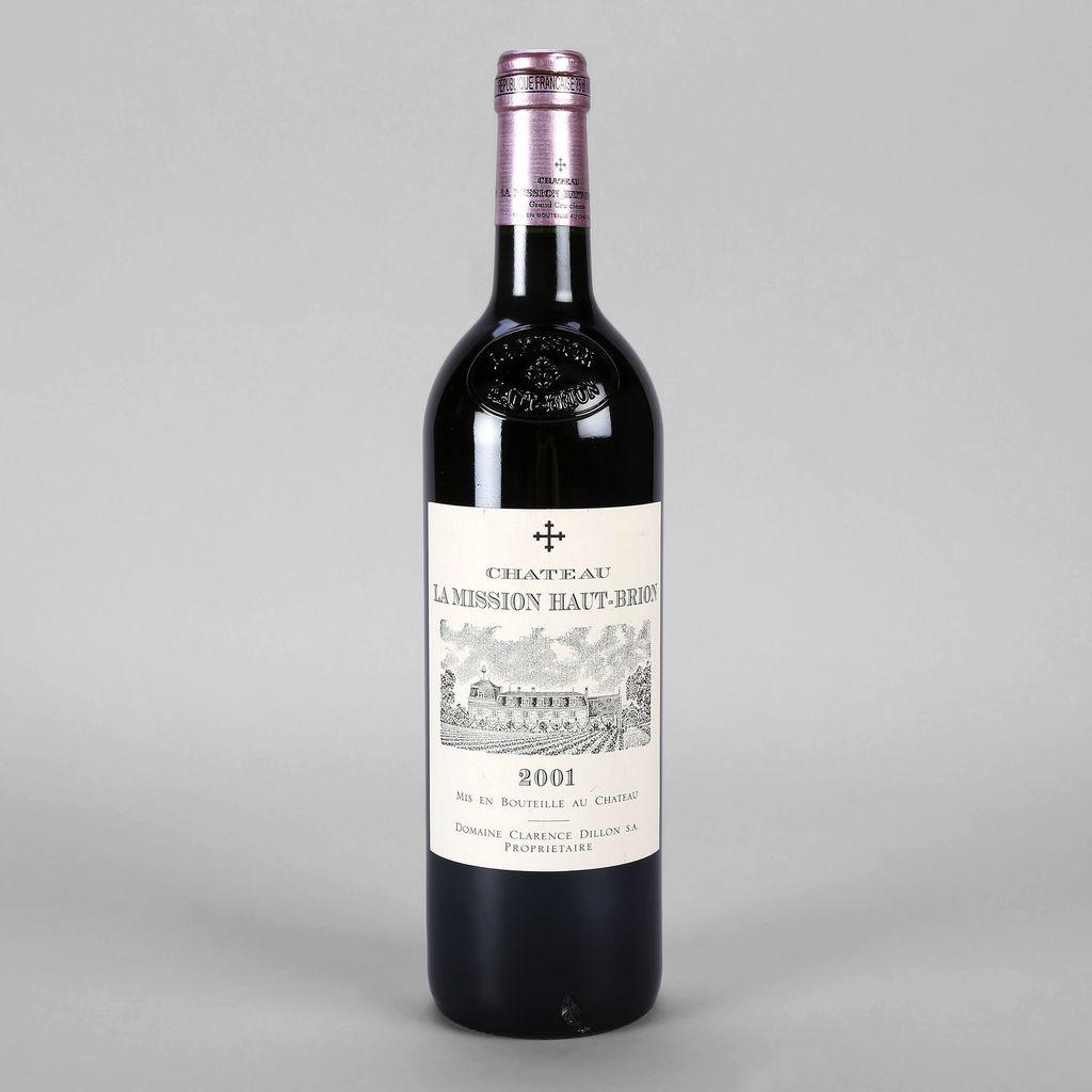 Wine Ch. La Mission Ht Brion P.L.Rg 2001