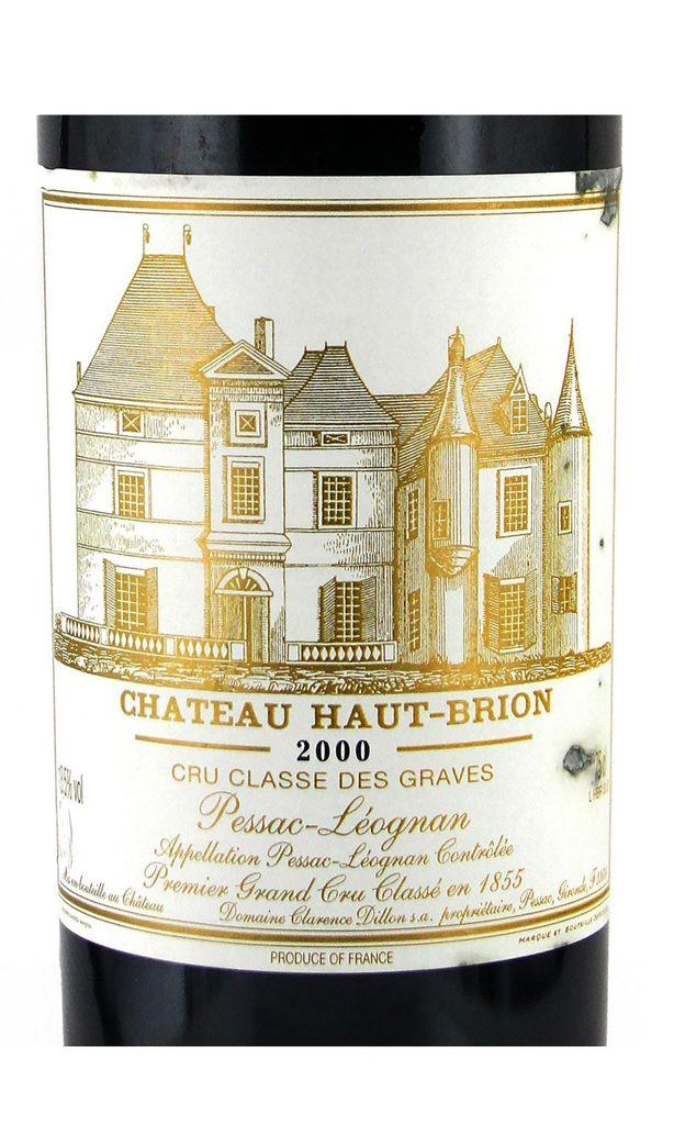 Wine Ch. Haut Brion Pes.Leog.Rge 2000
