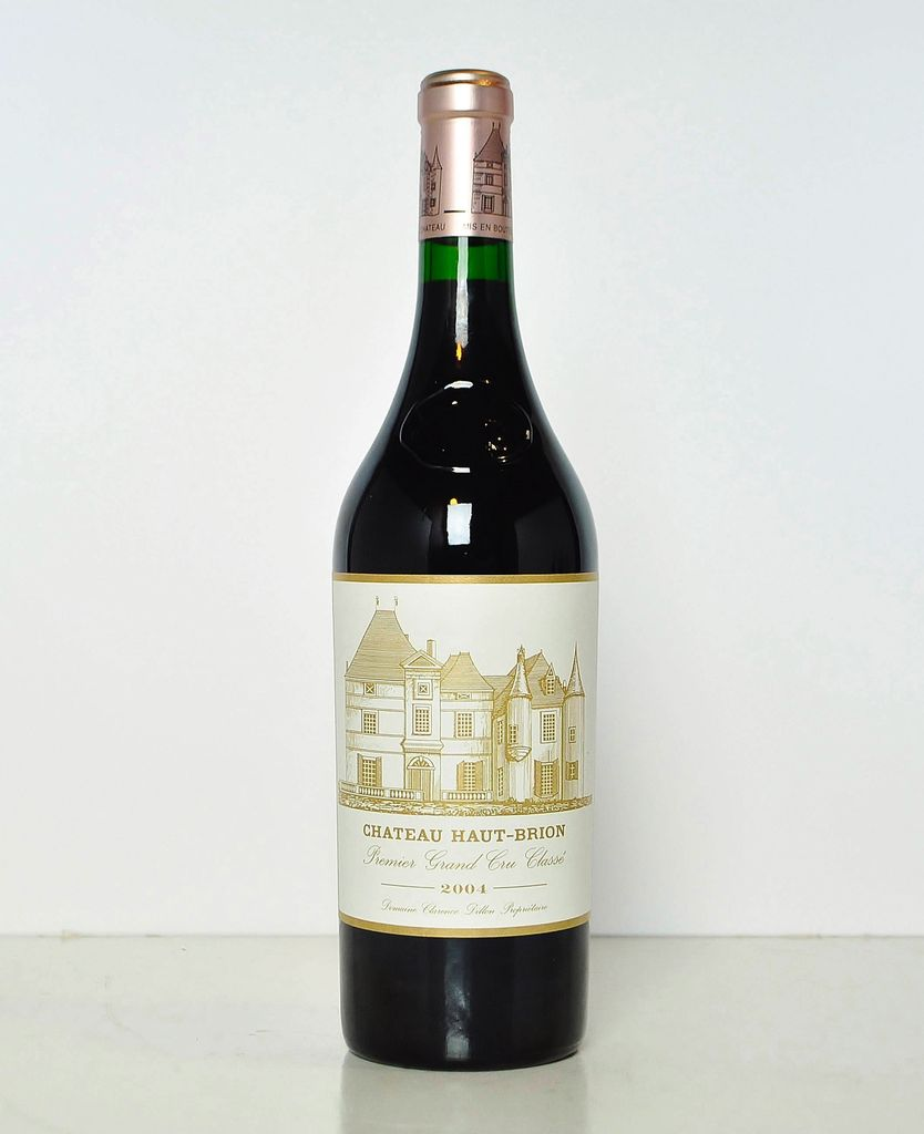 Wine Ch. Haut Brion Pes.Leog.Rge 2004