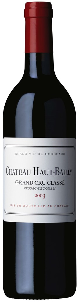 Wine Ch. Haut Bailly 2003