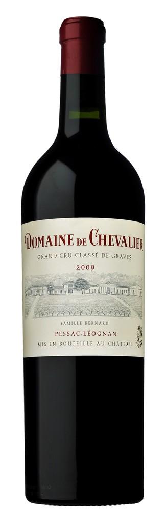 Wine Domaine de Chevalier Pessac-Leognan Rouge 2009