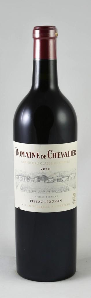 Wine Domaine de Chevalier Pessac-Leognan Rouge 2010
