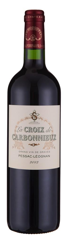 Wine La Croix de Carbonnieux Rouge 2012