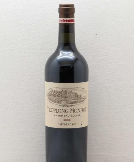 Wine Ch. Troplong Mondot 2006