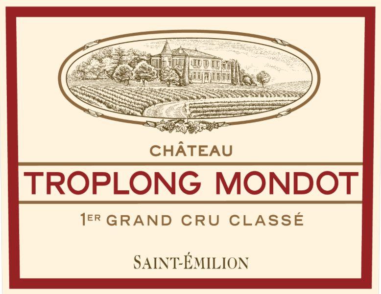 Wine Ch. Troplong Mondot 2005