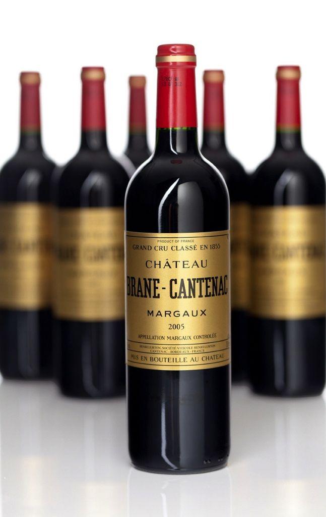 Wine Ch. Brane Cantenac 2005