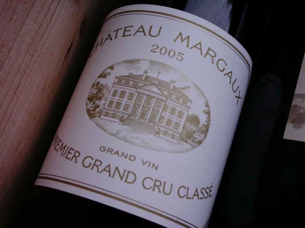 Wine Ch. Margaux 2005