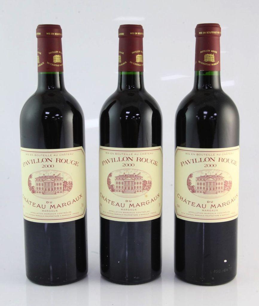 Wine Pavillon Rouge Du Ch. Margaux 2000