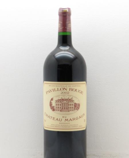 Wine Pavillon Rouge Du Ch. Margaux 2002