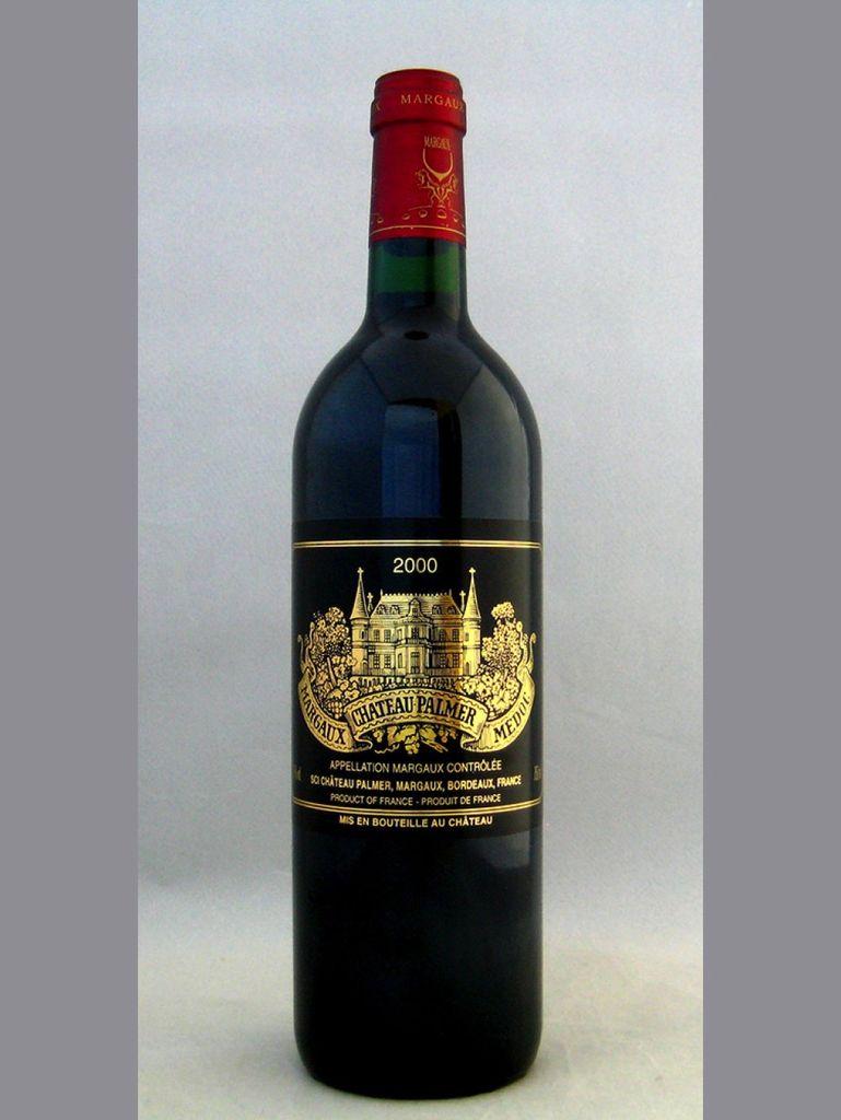 Wine Ch. Palmer 2000