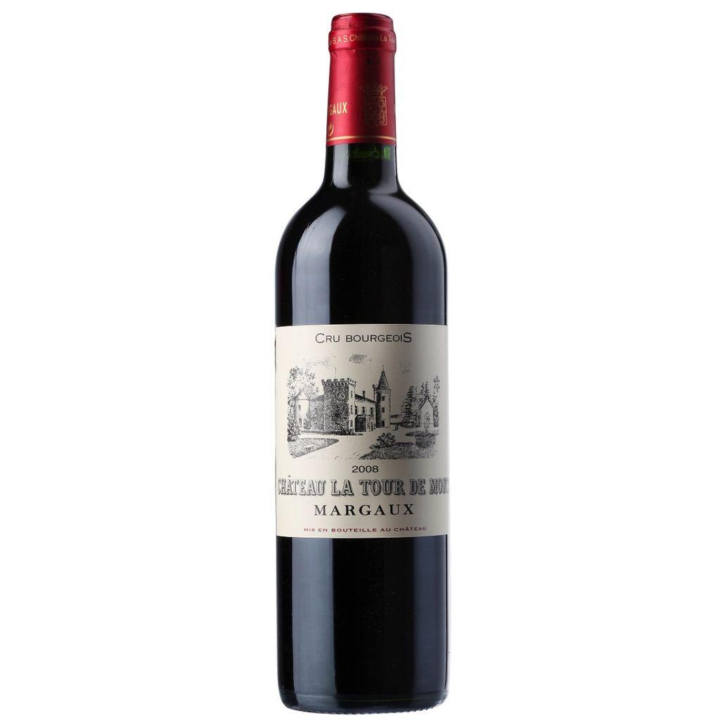Wine Ch. La Tour De Mons 2008