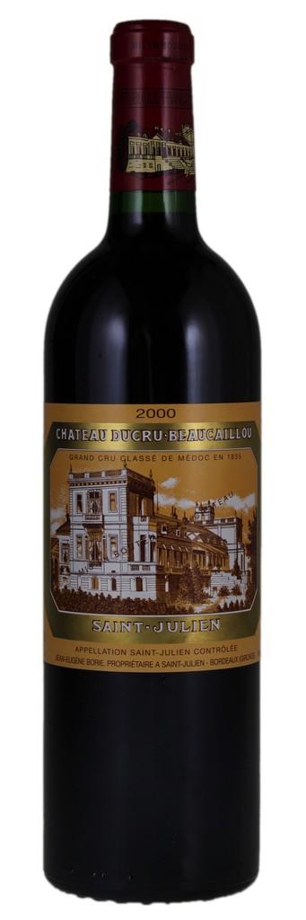 Wine Ch. Ducru Beaucaillou 2000