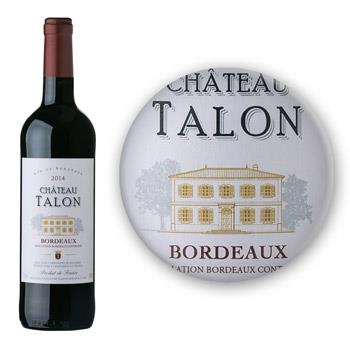 Wine Chateau Talon Bordeaux Rouge 2015