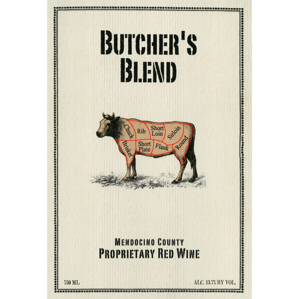 Wine Peterson Winery Butcher's Blend 2014