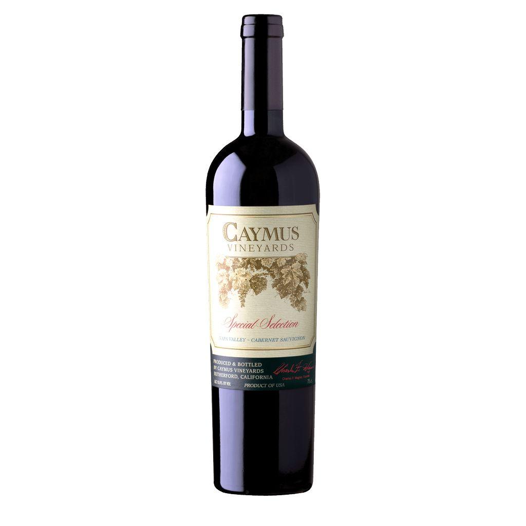 Wine Caymus Cabernet Sauvignon Special Selection 2014