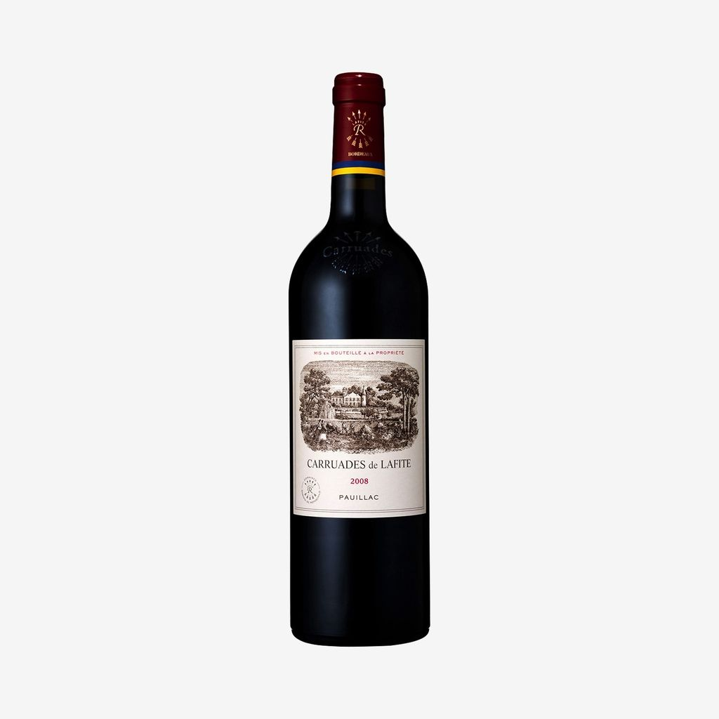 Wine Carruades de Lafite Rothschild 2008