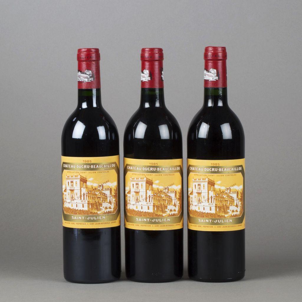 Wine Ch. Ducru Beaucaillou 2008 3L