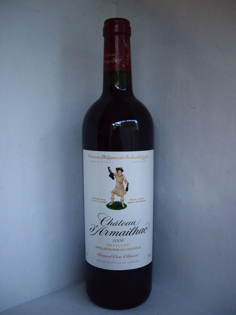 Wine Ch. d'Armailhac 1999 1.5L