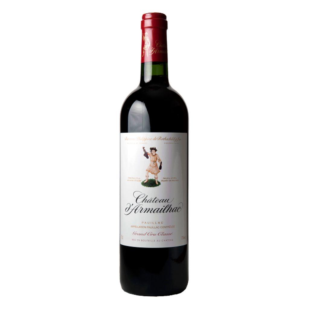 Wine Ch. d'Armailhac 2006