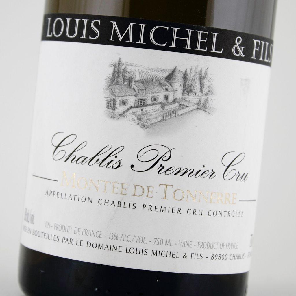 Wine Louis Michel Chablis Montee de Tonnerre Premier Cru 2015