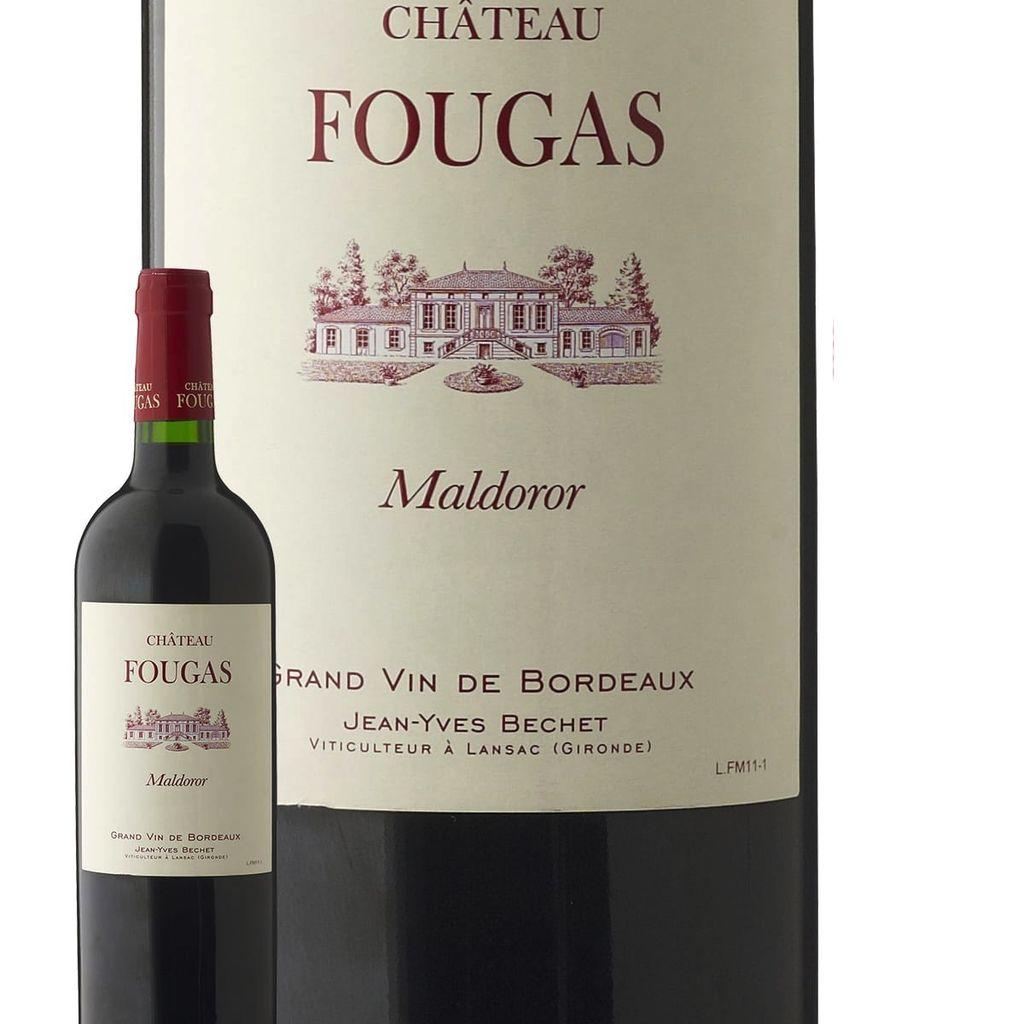 Wine Ch. Fougas Maldoror 2010 (Cotes De Bourg)