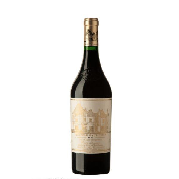 Wine Ch. Haut Brion Pes.Leog.Rge 1999