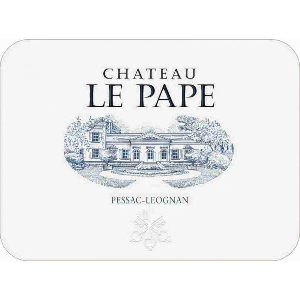 Wine Chateau Le Pape 2011