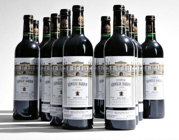 Wine Ch. Leoville Barton 2000