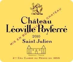 Wine Ch. Leoville Poyferre 2003