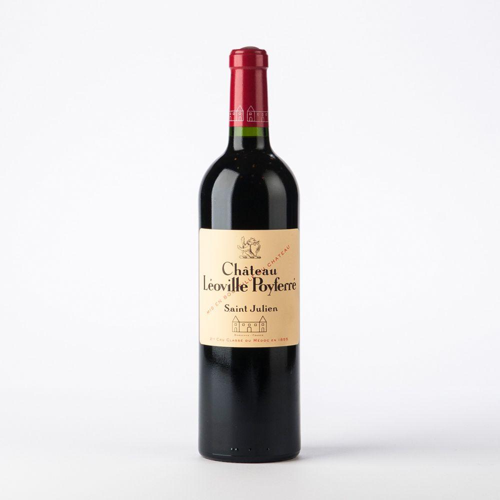 Wine Ch. Leoville Poyferre 2007