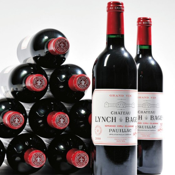 Wine Ch. Lynch Bages 2008