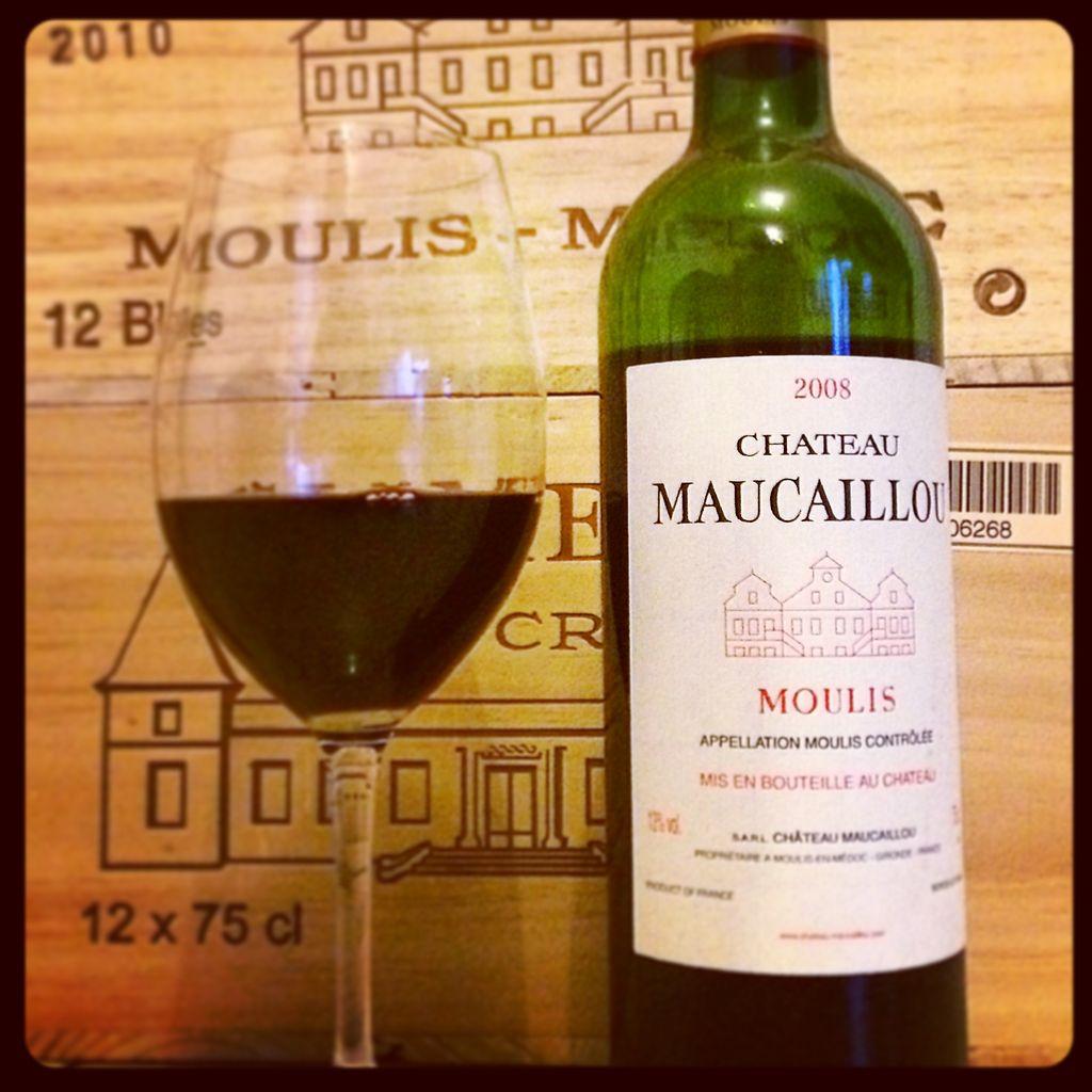 Wine Ch. Maucaillou 2008