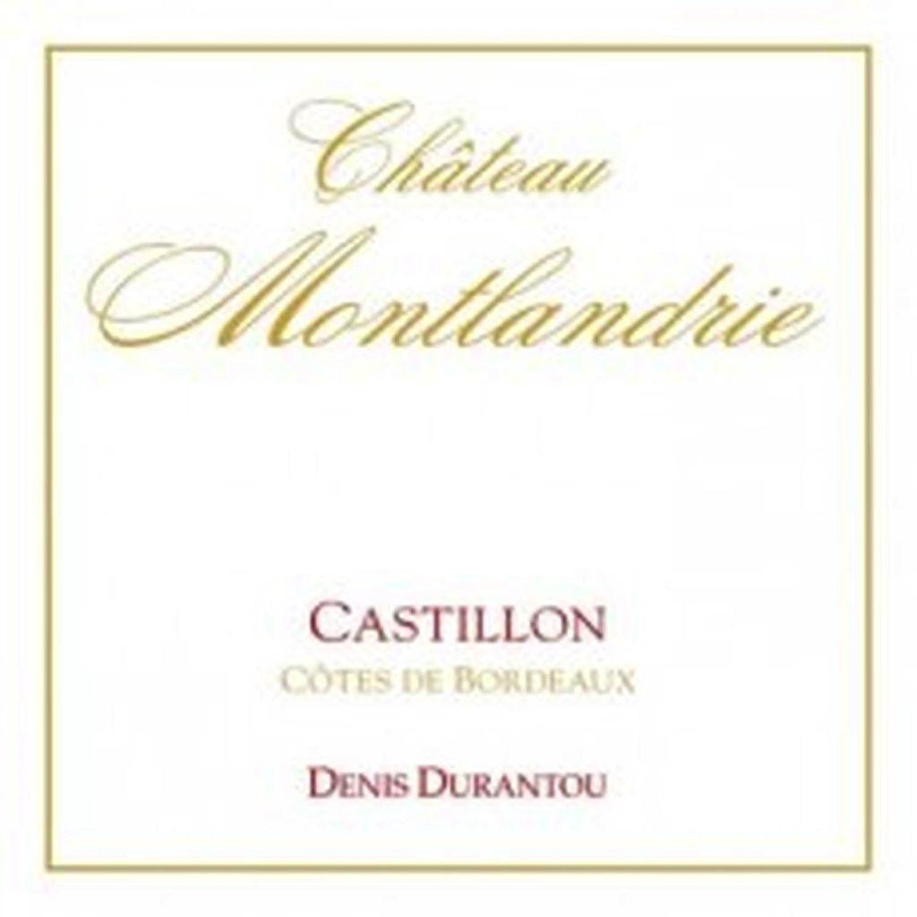 Wine Ch. Montlandrie 2012 (Castillon Cotes De Bordeaux)